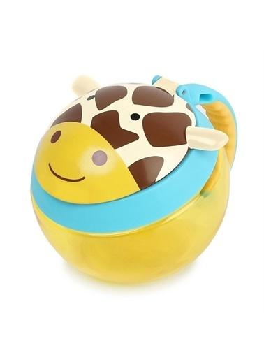 Skip Hop Skip Hop Zoo Çerez Kabı Zürafa Kahve